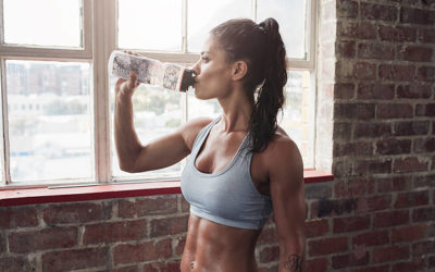 El agua, un nutriente esencial.