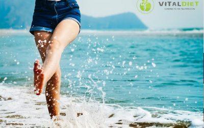 Hábitos para llevar una dieta sana en verano